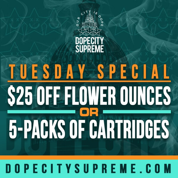 dope city supreme deal