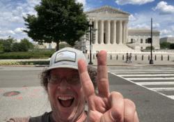 The Gentleman Toker in Washington DC