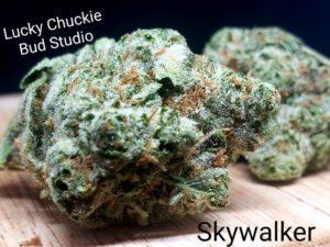 skywalker weed photo lucky chuckie