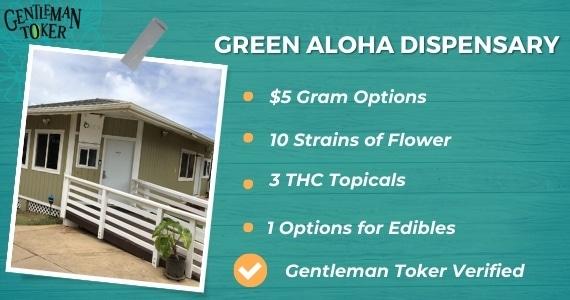 weed in hawaii