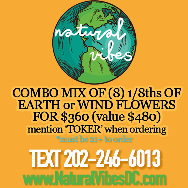 natural vibes dc deal ad July 17 2021