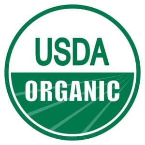 usda certified organic label